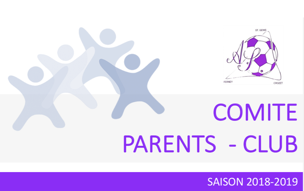 COMITE PARENTS - CLUB