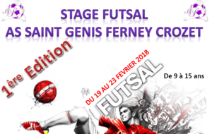 STAGE FUTSAL (COMPLET!)