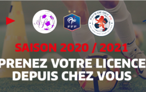 CAMPAGNE D'INSCRIPTION SAISON 2020/2021